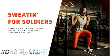 Sweatin' for Soldiers tickets