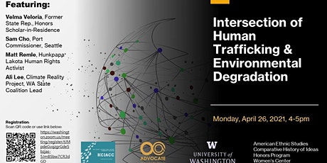Intersection of Human Trafficking and Environmental Degradation tickets
