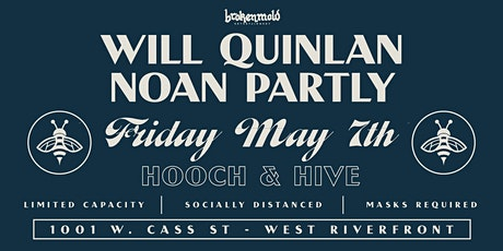 Will Quinlan w/ Noan Partly tickets