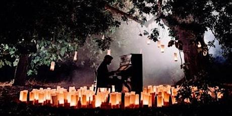 1 PIANO Y 200 VELAS · Pueblo abandonado de Belchite ·Zaragoza· entradas