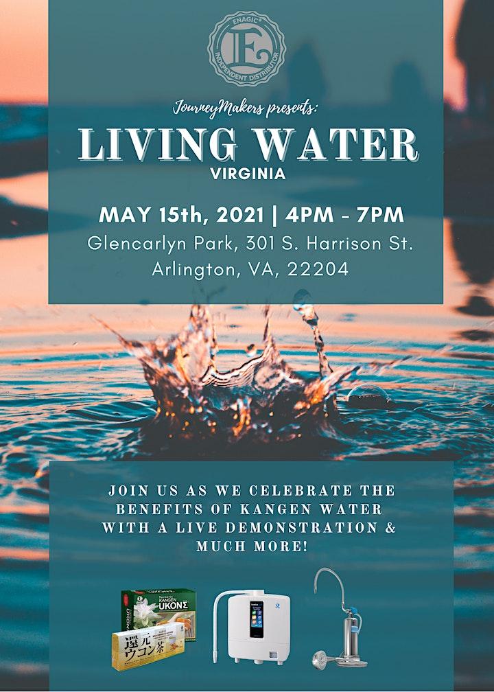 AGUA VIVA / LIVING WATER - Virginia image