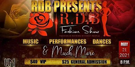 RDBFashion show tickets