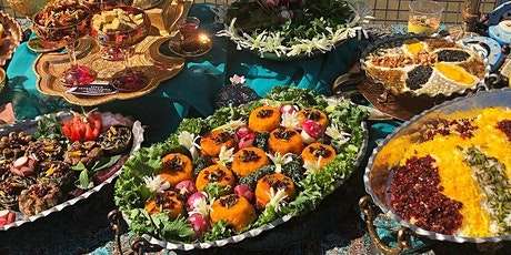 Vegan Persian Picnic In The Park tickets