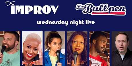 DC Improv Live from the Bullpen tickets