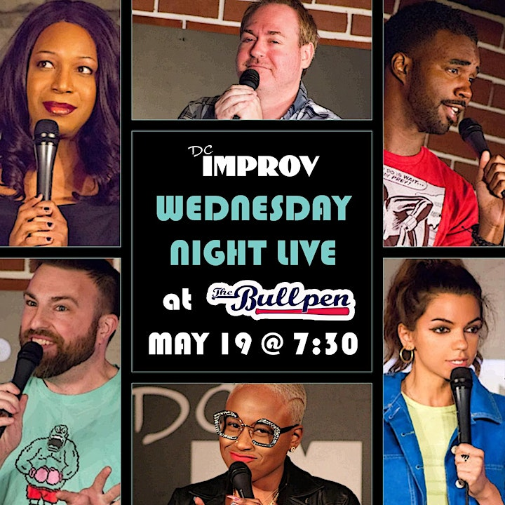 DC Improv Live from the Bullpen image