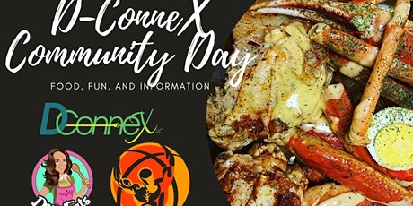 D-ConneX Community Day tickets