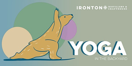 Summer Yoga in the Backyard tickets