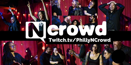 Improv Comedy The N Crowd - Livestream tickets