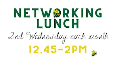 WEB networking lunch - in person!