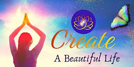CREATE  A  Beautiful Life tickets