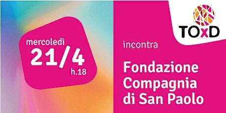 Torino Città per le Donne incontra Fondazione Compagnia di San Paolo biglietti