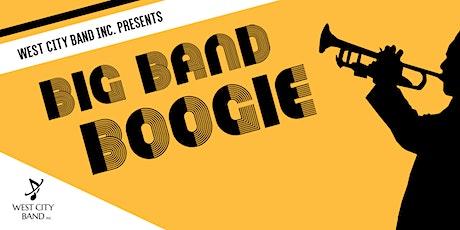 Big Band Boogie tickets