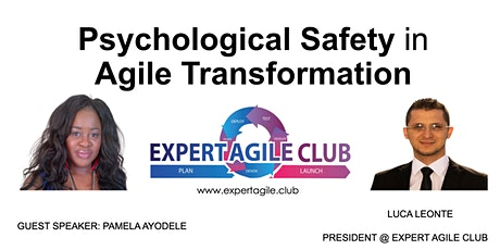 Psychological safety in Agile Transformation tickets