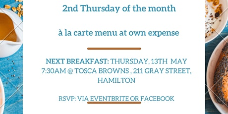 Young Professionals Networking Breakfast tickets