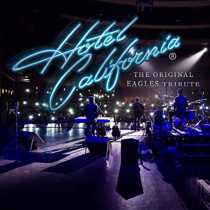 Hotel California | The Original Eagles Tribute image