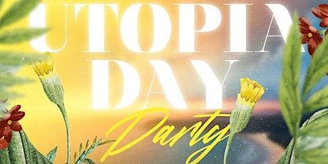 UTOPIA Day Party w/DJ Hefner Sunday April 25th tickets