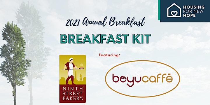 2021 Virtual Annual Breakfast image
