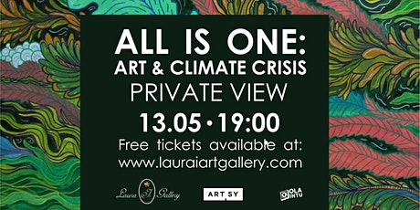 All is One: Art & climate crisis tickets