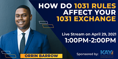How Do 1031 Rules Affect Your 1031 Exchange? tickets