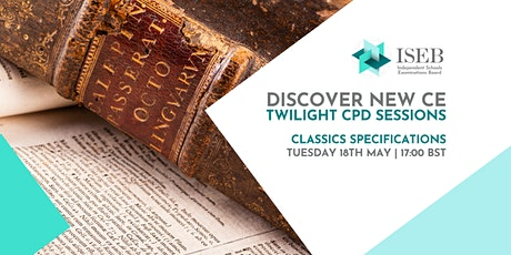 Twilight CPD Sessions | Classics tickets