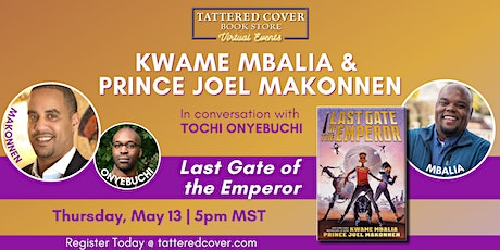 Live Stream with Kwame Mbalia & Prince Joel Makonnen tickets