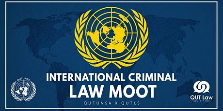 QUTLS x UNSA International Criminal Law Moot tickets