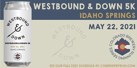 Westbound & Down Brewing 5k | Colorado Brewery Running Series tickets