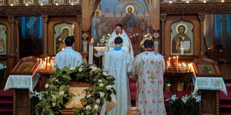 Orthodox Easter Morning Service & Egg Hunt tickets