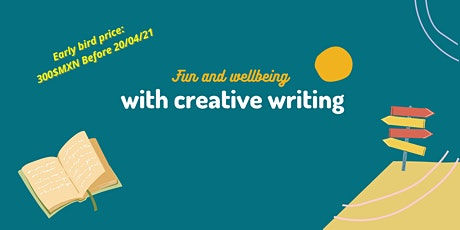 FUN AND WELLBEING WITH CREATIVE WRITING boletos