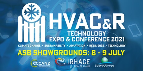 HVAC & R Technology Expo and Conference brought to you by IHRACE tickets
