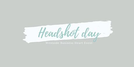 Westside Business Heart Headshot Day tickets