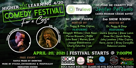 420 Comedy Festival for a Cause! tickets