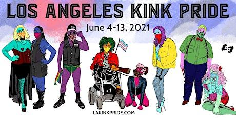 Los Angeles Kink Pride June 4-13, 2021 tickets