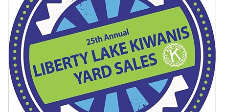 Liberty Lake Yard Sales 2021 tickets