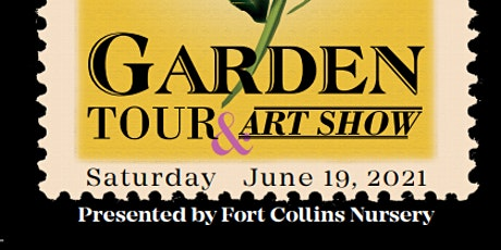 2021 Loveland Garden Tour & Art Show tickets