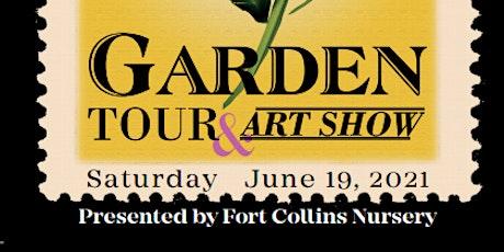 2021 Loveland Garden Tour & Art Show tickets