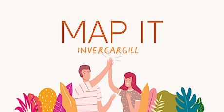 Map It Invercargill tickets