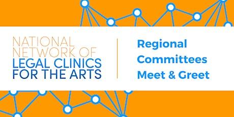 National Network Forum: Regional Committees Meet & Greet entradas