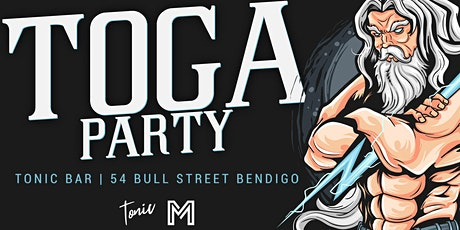 LTSA Toga Party  @ Tonic, Bendigo tickets