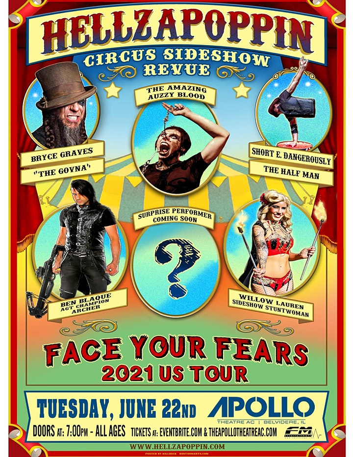 Hellzapoppin Circus image