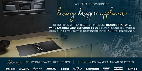 Around The World Night - Miele Experience 5:30PM Session tickets