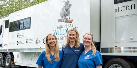 Thank you lunch  with Byron Bay Wildlife Hospital tickets