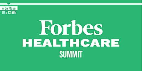 FORBES HEALTHCARE SUMMIT (6 DE MAYO 2021) entradas