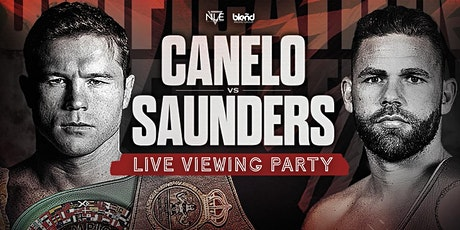FIGHT NIGHT (Canelo vs Saunders) at SOCIAL TAP tickets
