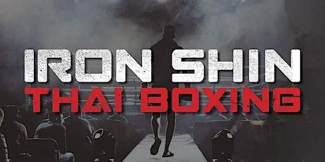 Iron Shin tickets