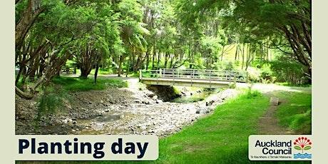 Tapapakanga Regional Park Planting Day tickets