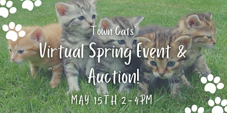 Spring Event and Auction tickets