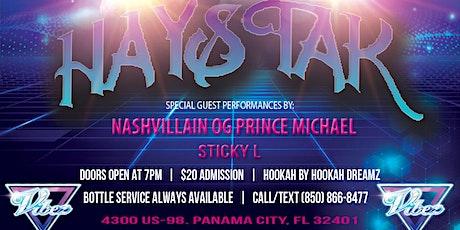 Haystak Live at Vibez! tickets