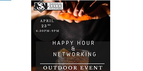 NSN Phoenix - Happy Hour and Networking tickets