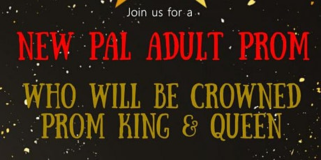 New Pal Adult Prom tickets